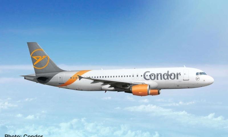 Condor Airbus A320 - new 2019 colors, 1:500