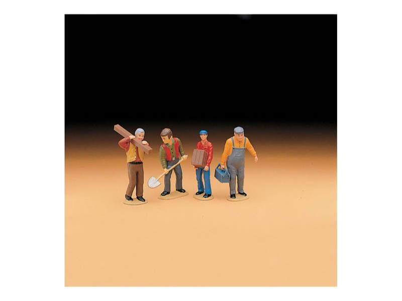 Arbeiter, Set 1 Spur G