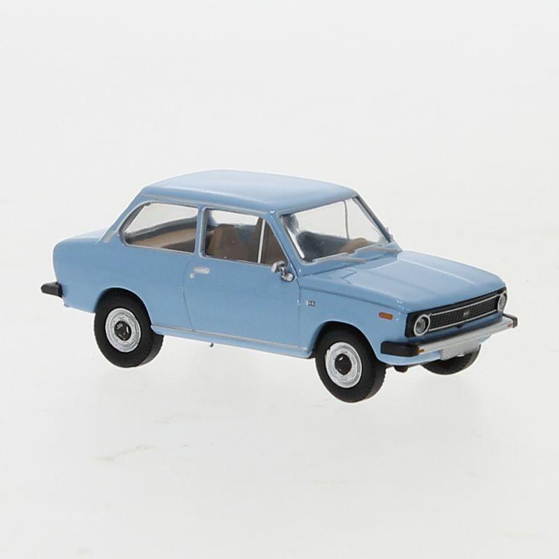 DAF 66, hellblau, 1972, 1:87 / H0