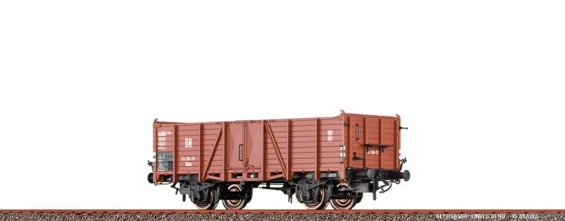 Offener Güterwagen Omu der DR, DC, Spur H0