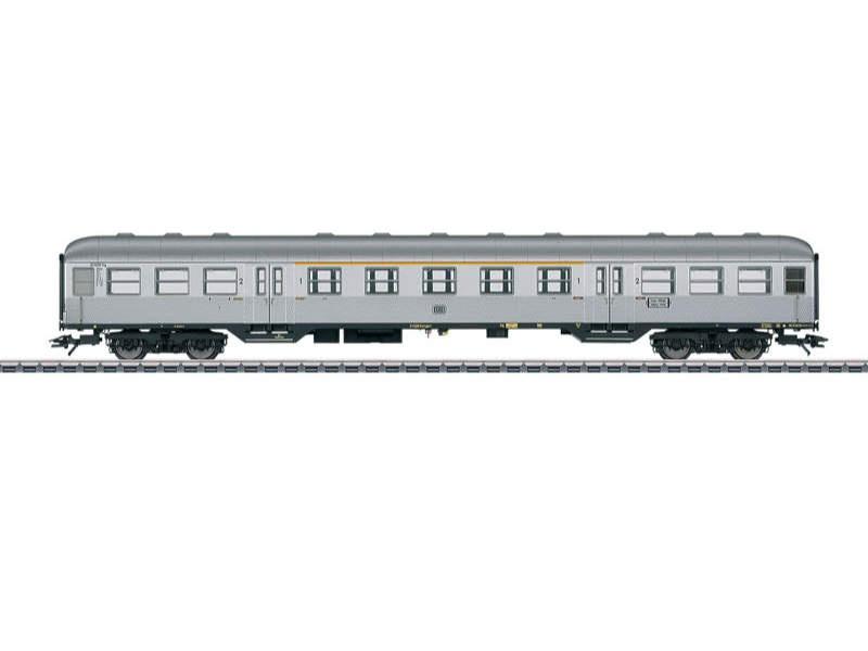 Nahverkehrswagen Silberling AB4nb-59 1./2.Klasse DB H0