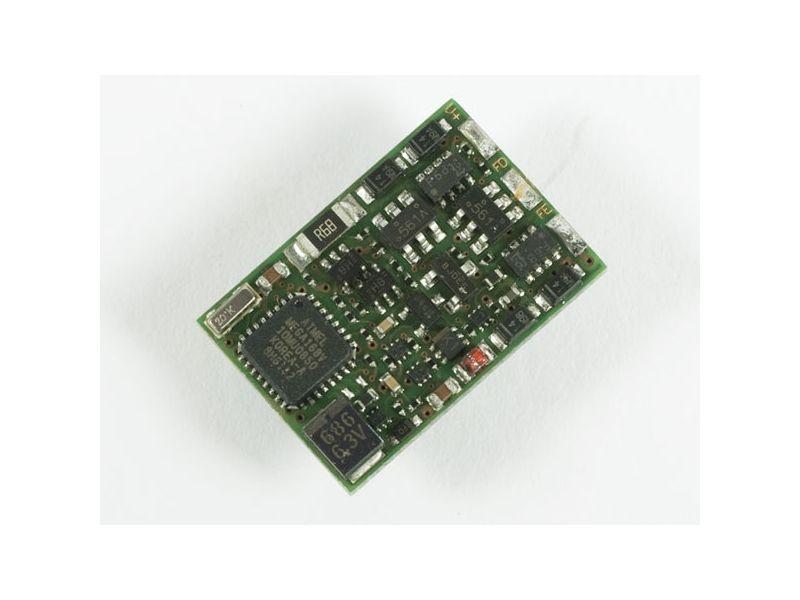 Lokdecoder Silver Direct+ 1,0 / 1,8A, Schnittstelle NEM652