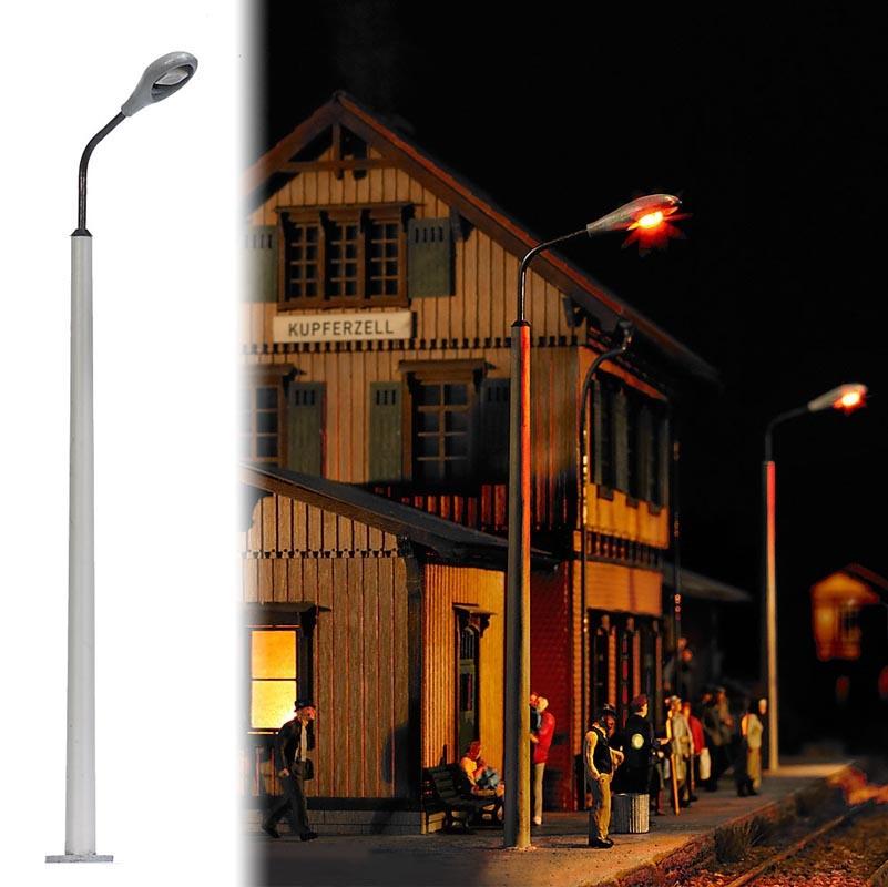 Betonmast-Leuchte LED, Spur H0