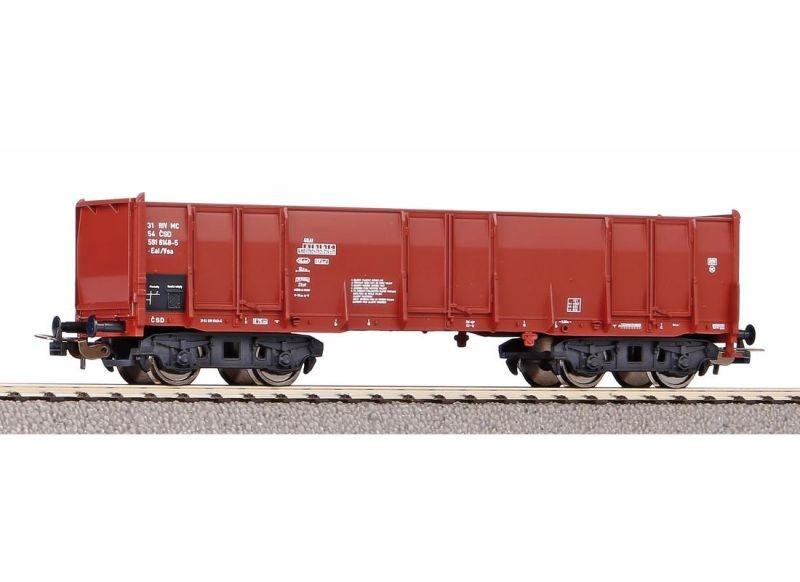 Hochbordwagen der CSD, Ep. IV, DC, Spur H0