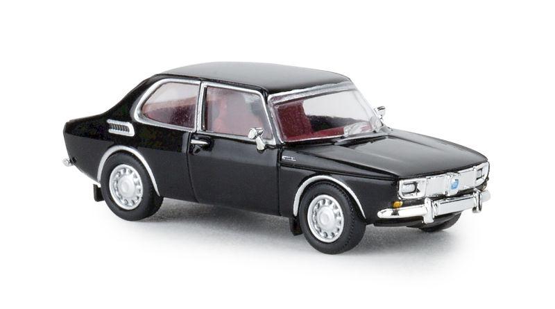 Saab 99, schwarz, 1970, 1:87 / Spur H0