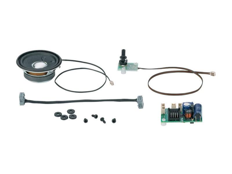 Dieselsound-Nachrüstsatz Spur G