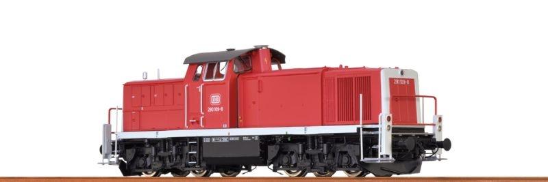 Diesellok BR 290 der DB, IV, AC Digital BASIC+, H0