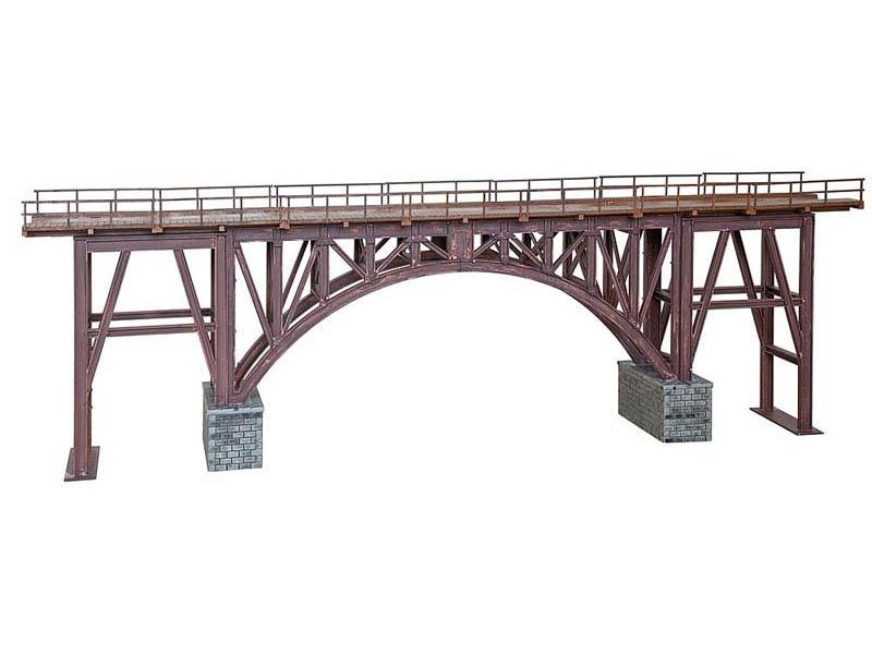 Stahlträgerbrücke Bausatz G
