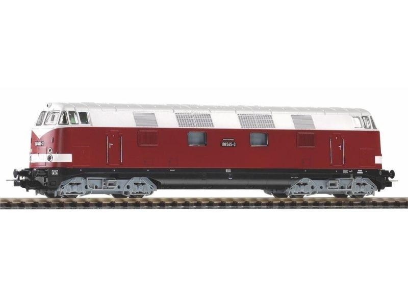 Diesellokomotive Baureihe 118 der DR, Epoche IV, Spur H0