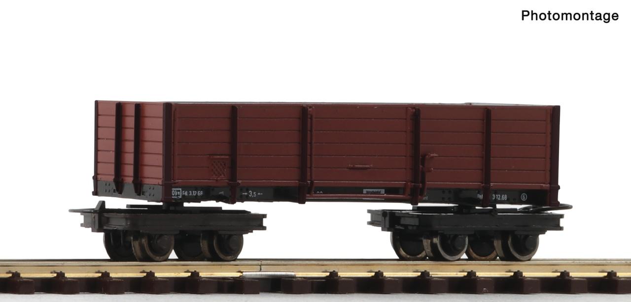 Offener Waldbahn-Güterwagen H0e