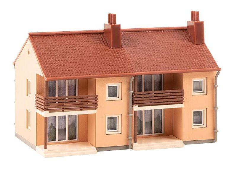 Doppelreihenhaus Bausatz Hobby-Programm N