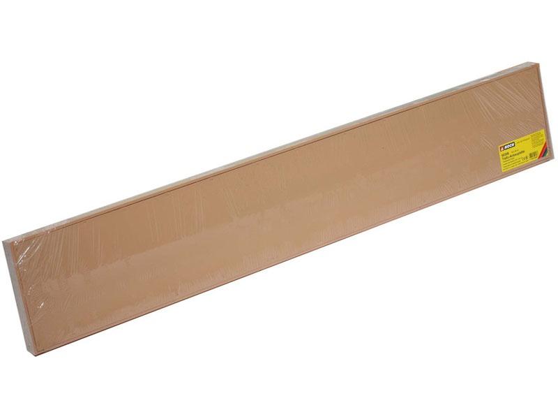 Trafo-Anbauplatte, 120 x 20 cm