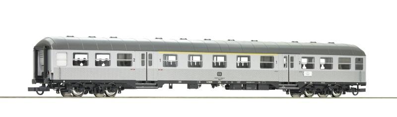 Nahverkehrswagen Silberling 1./2. Klasse der DB, DC, Spur H0