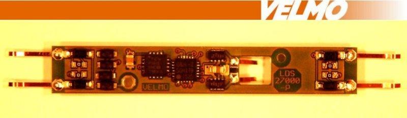 Lokdecoder DCC / SX BR218, BR216, V-160, Profiversion Spur Z