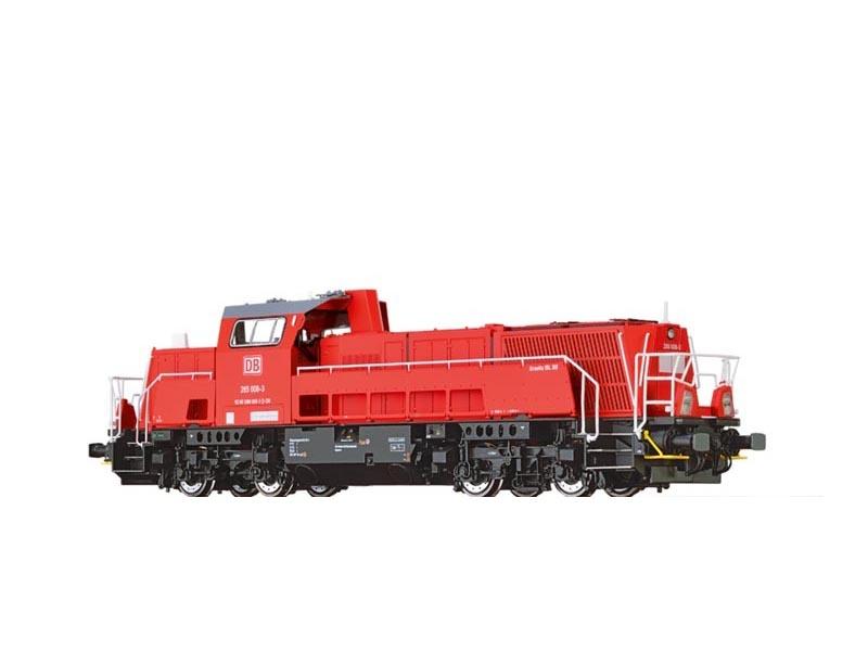Diesellok Gravita 15 D, BR 265 DB AG, AC Digital EXTRA, H0