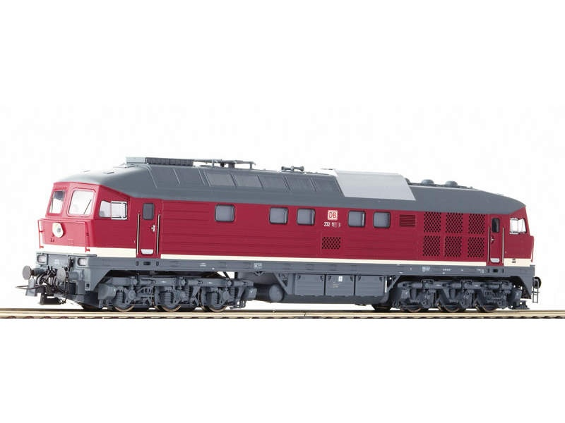 Diesellok BR 232 DB AG Sound H0