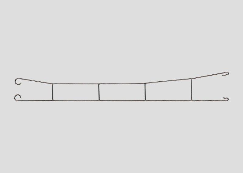 Fahrdraht Übergangsstück (3 Stück) H0