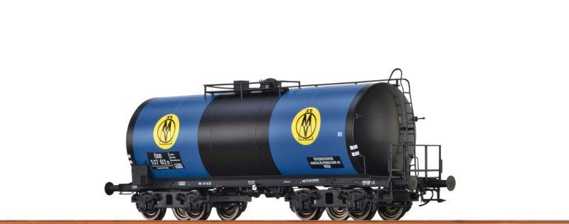 Leichtbaukesselwagen Uerdingen OMV der ÖBB, III, Spur N