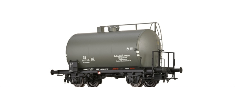 Kesselwagen Z [P] Kontinentale Öl-Transport AG DB, DC, H0