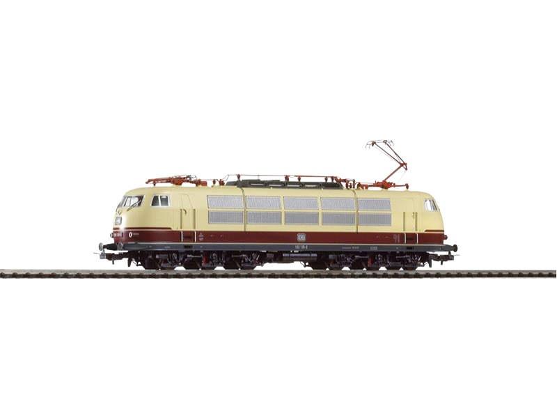 E-Lok BR 103 der DB, AC-Version,Epoche IV, Einholmpantos, H0