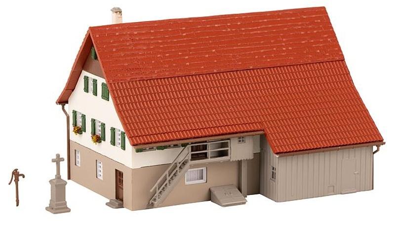 Bauernhaus Bausatz, Spur N
