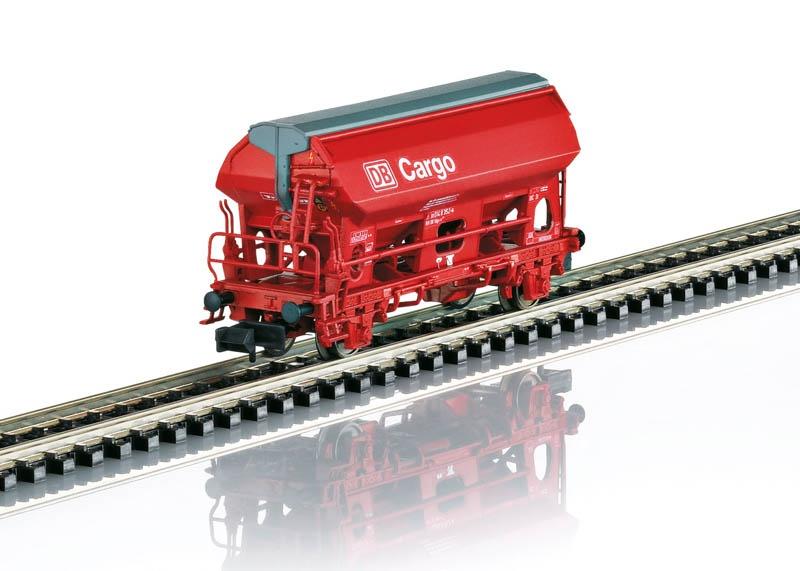 Güterwagen-Set Seitenentladewagen DB AG Spur N