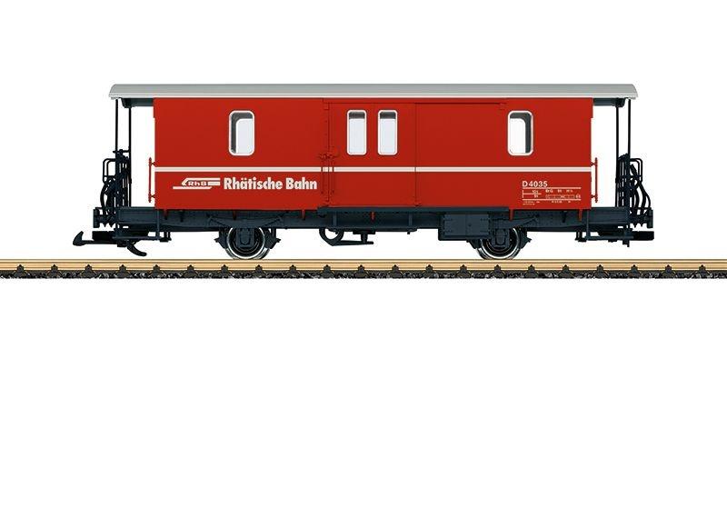 Gepäckwagen D2 der RhB, Epoche V, Spur G