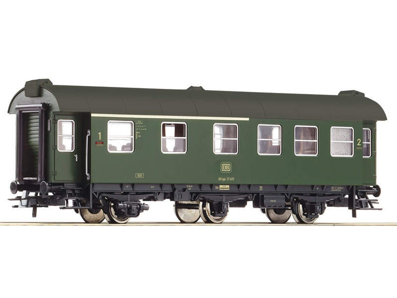 Umbauwagen 1./2. Klasse DB H0
