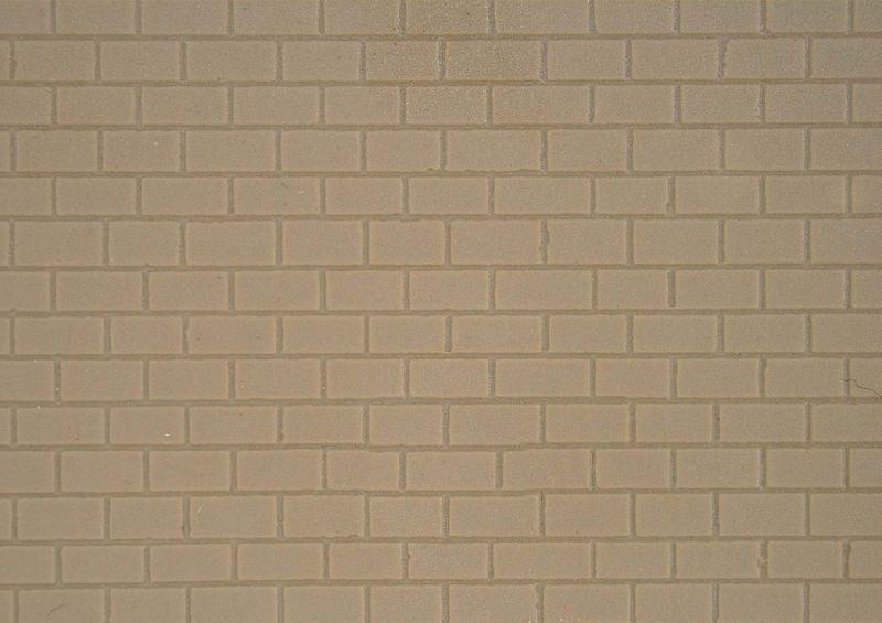 Brücken Mauerplatte, L 20 x B 12 cm, Spur H0