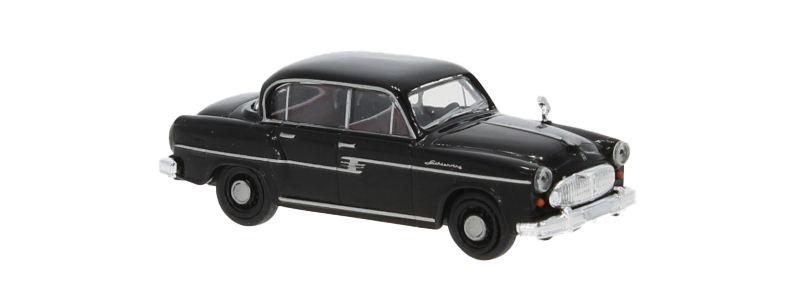 Sachsenring P 240, schwarz, 1956, 1:87 / Spur H0