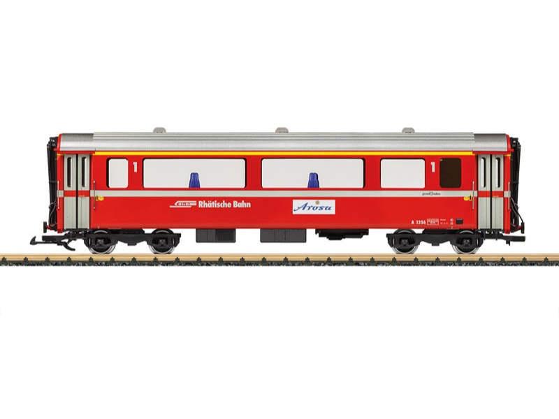 RhB Personenwagen A 1256 Spur G