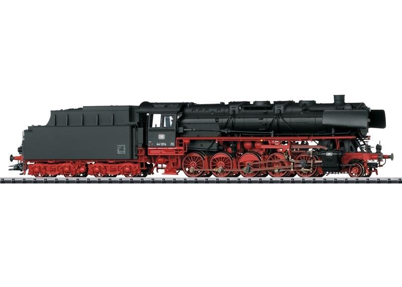Güterzug-Dampflok BR 44 der DB, Sound, mfx, DCC, DC, Spur H0