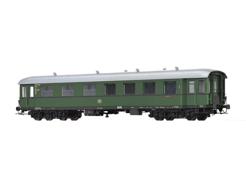 Halbgepäckwagen APw4yse-36/54 der DB, III, Spur H0