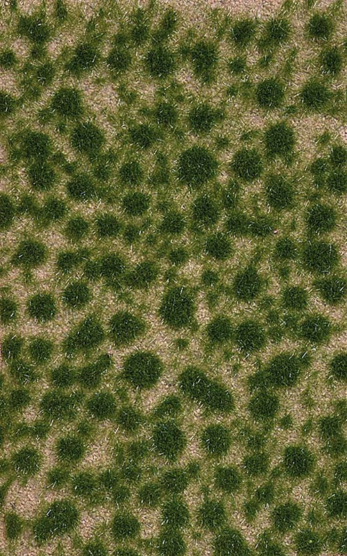 Grasbüschel kurz Spätsommer, Graslänge: 2 mm