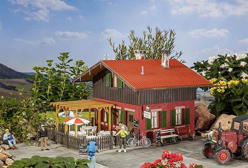 Gasthof Zum Bären Bausatz G