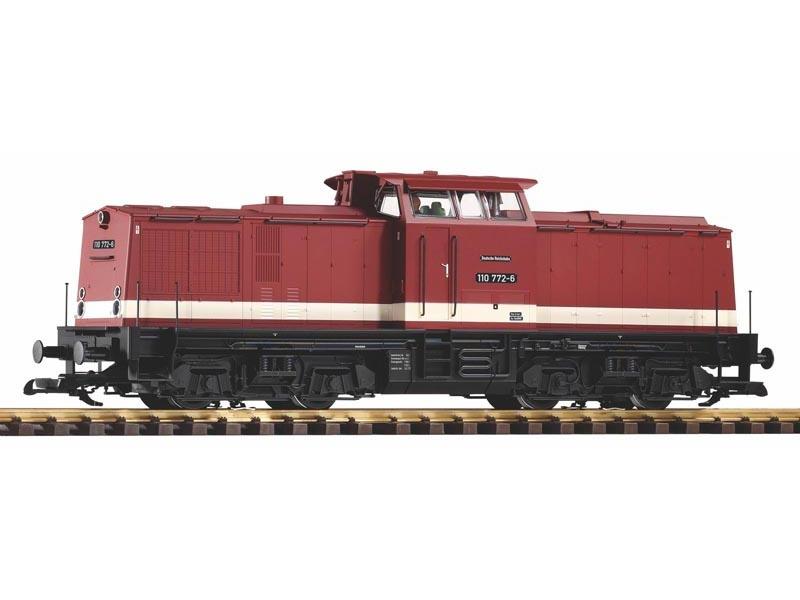 Diesellokomotive BR 110 der DR, Ep. IV, Spur G