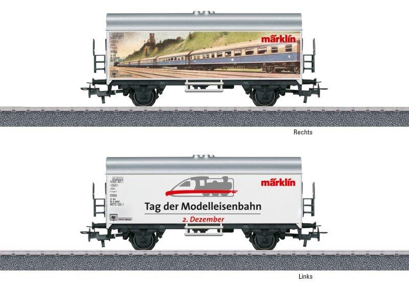 Sonderwagen Int.Tag der Modelleisenbahn 2020, AC, H0