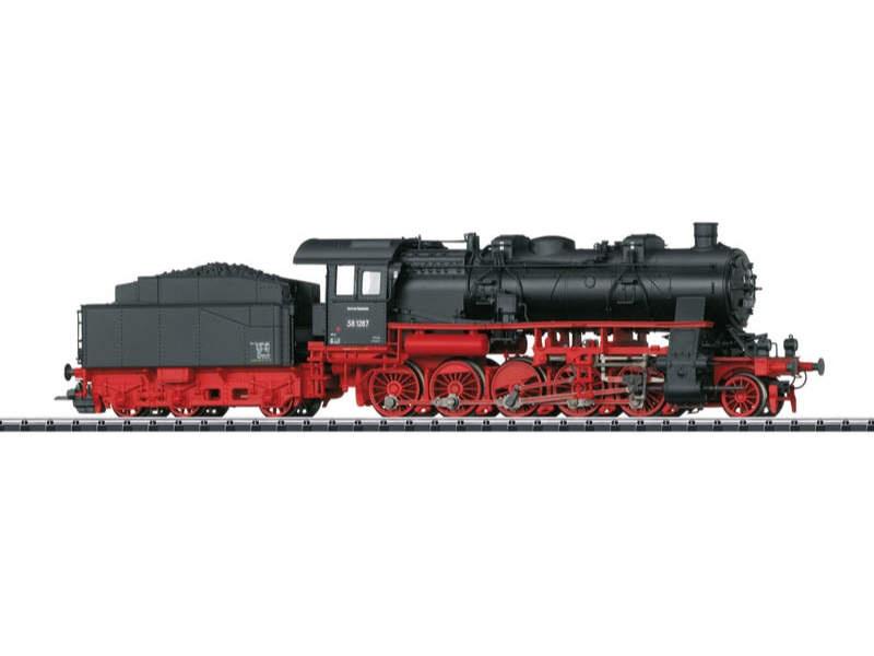 Güterzug-Dampflok BR 58.10-21 DR H0
