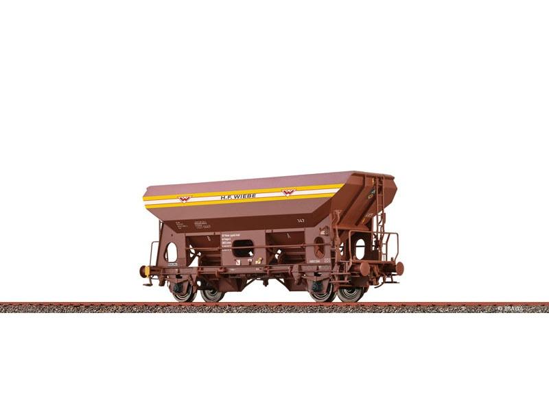 Güterwagen Fcs, VI, Wiebe, DC, Spur H0