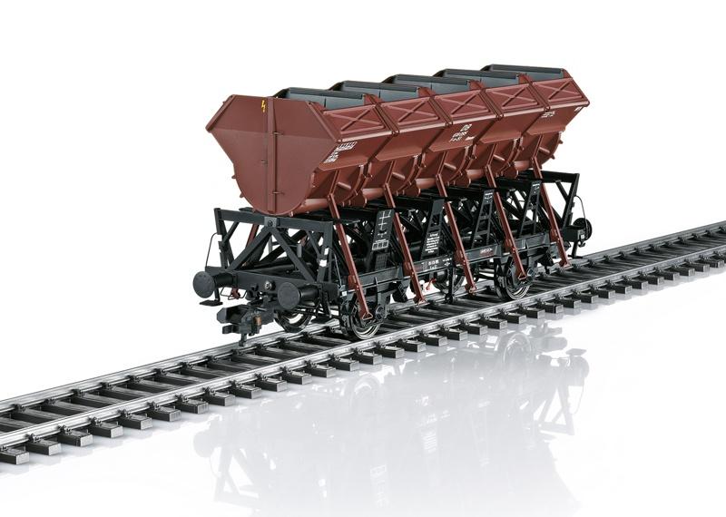 Muldenkippwagen F-v-51 DB 618 095 Spur 1