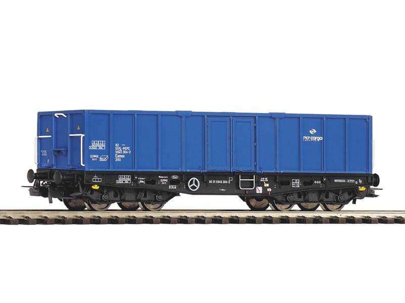 Hochbordwagen 401Zk der PKP Cargo, Epoche VI, Spur H0