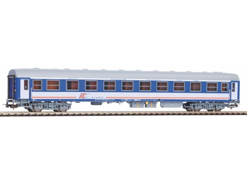 Liegewagen 110A der PKP Intercity, Ep. VI, DC, Spur H0