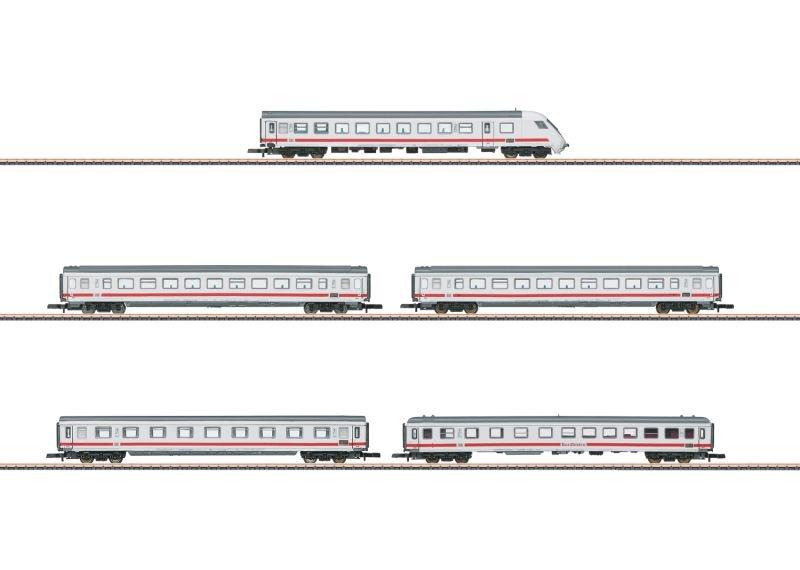 Intercity Schnellzugwagen-Set DB AG Spur Z
