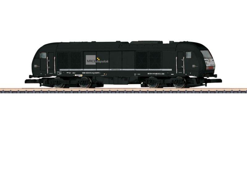 Diesellok ER 20 D der MRCE, Spur Z, MHI