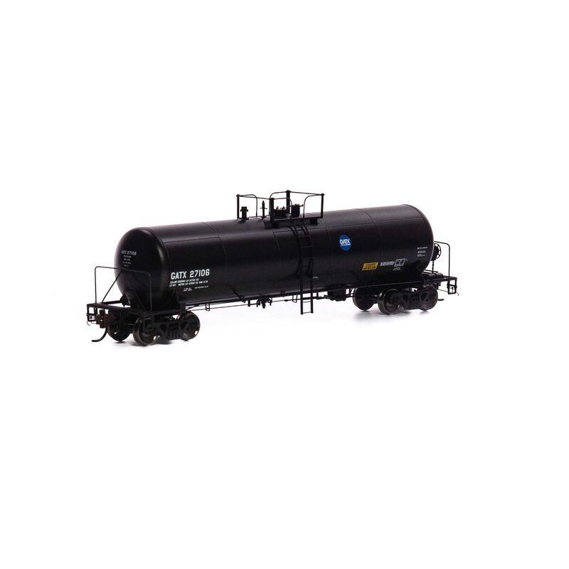 Kesselwagen GATC 20K der GATX, 27106, DC, Spur H0