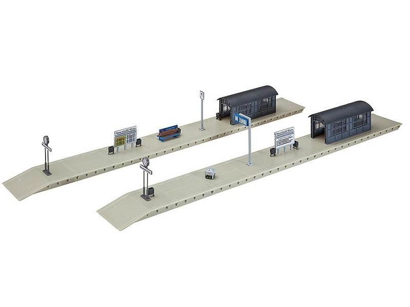 Bahnsteigverlängerung Bausatz H0