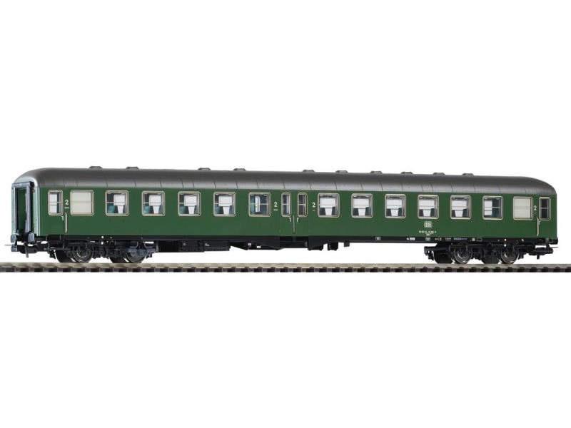 Mitteleinstiegswagen 2.Klasse Bym der DB, Epoche IV, Spur H0