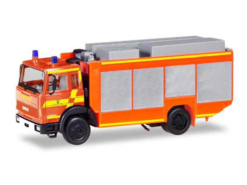 Iveco Magirus Rüstwagen Feuerwehr Furth im Wald 1:87 / H0