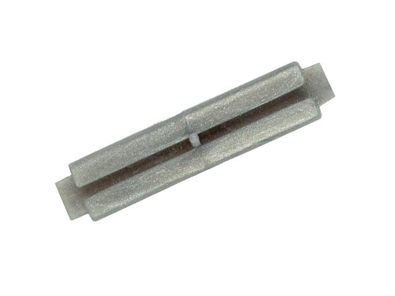 Isolier-Schienenverbinder, 24 Stück, Spur H0
