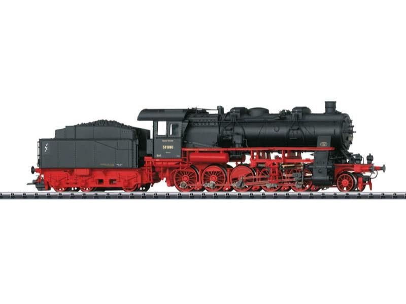 Güterzug-Dampflok BR 58.10-21 DRG H0